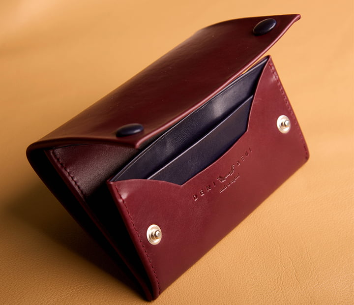 Bespoke Leather Wallet