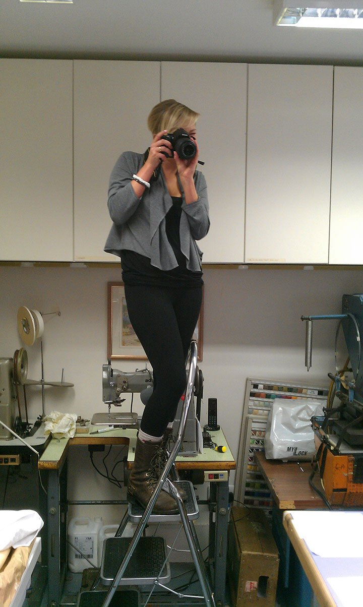 Professional Photography Ladder